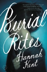 Our First Selection- Burial Rites